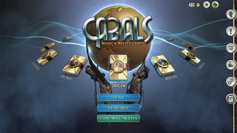 Cabals: Magic & Battle Cards - Imagem 2 do software