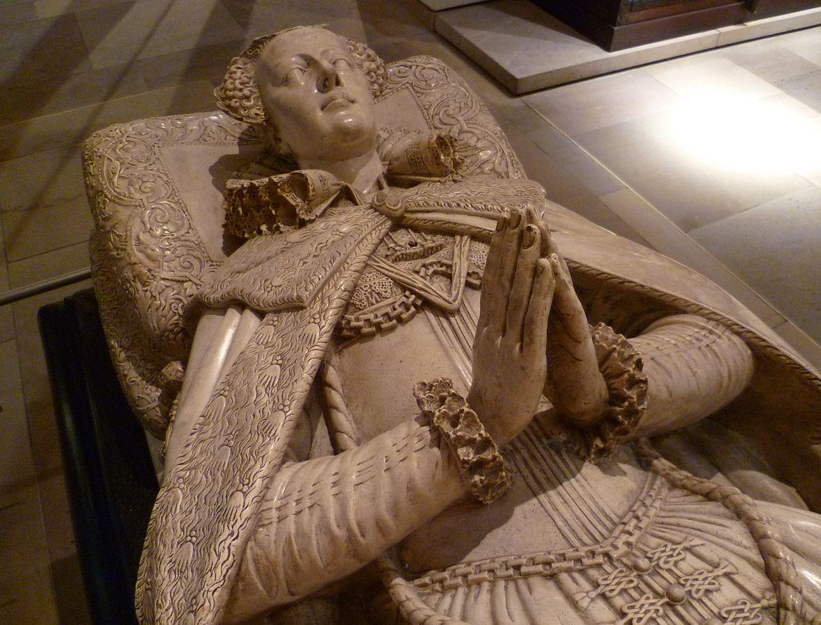 Túmulo de Maria da Escócia