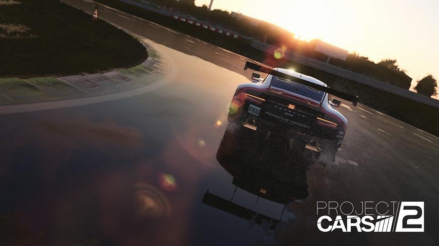PCars 2 Porsche