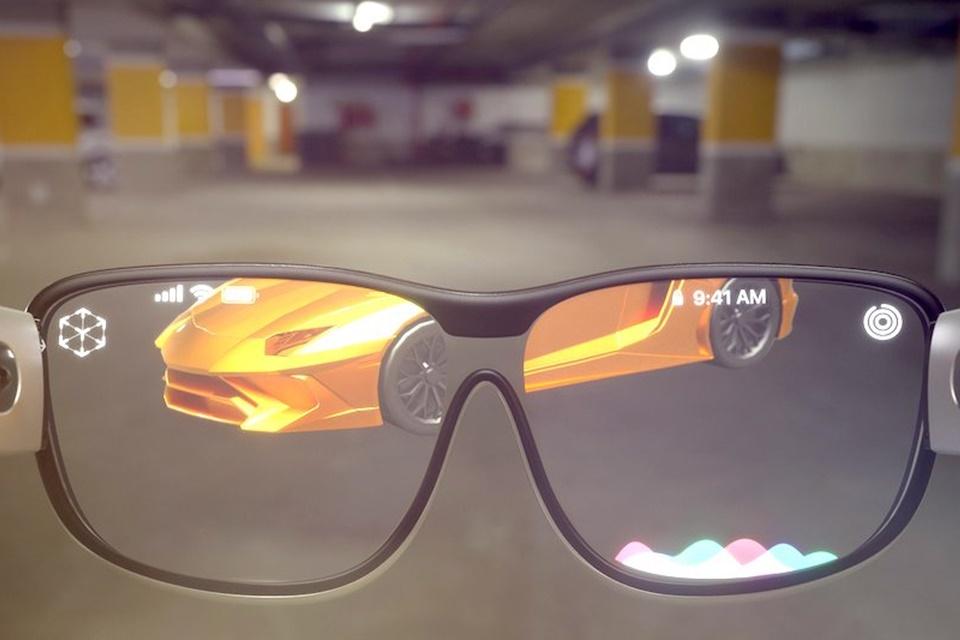 2322c001f Apple Glass: Como seriam os óculos de realidade aumentada da Apple? -  TecMundo
