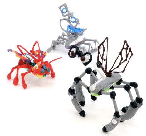 Hexbugs 3Doodler