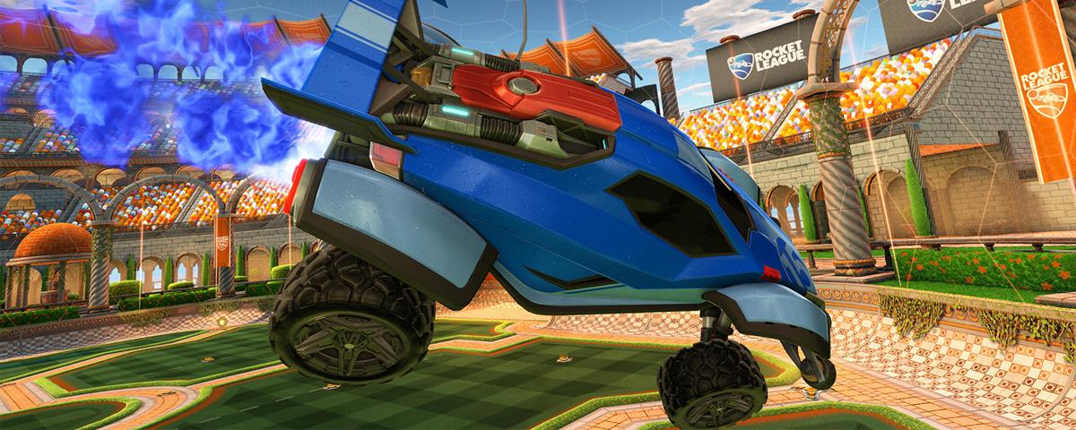 Hot Wheels Cria Versao De Rocket League Com Carrinhos De Controle