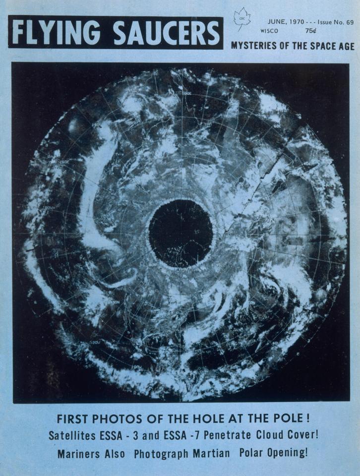 Teoria da Terra Oca