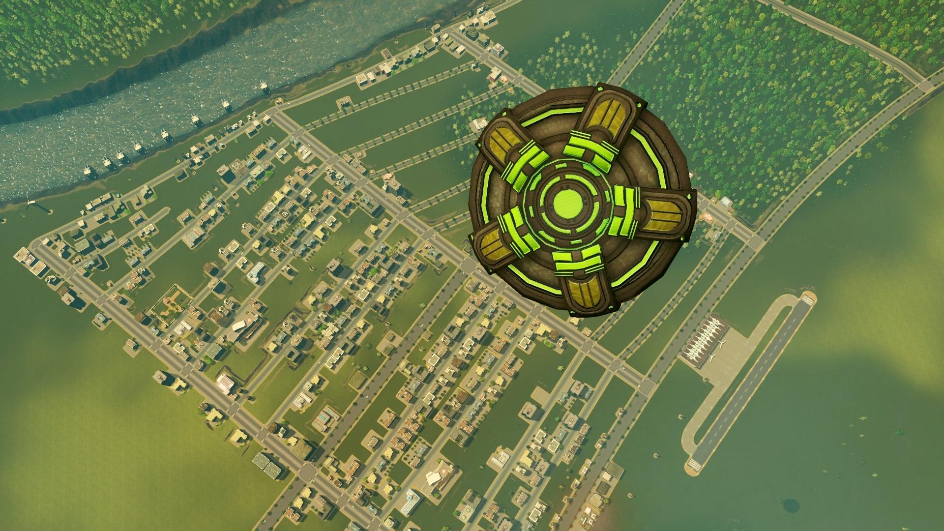Novidade: mods finalmente chegam à versão de Cities: Skylines de Xbox One