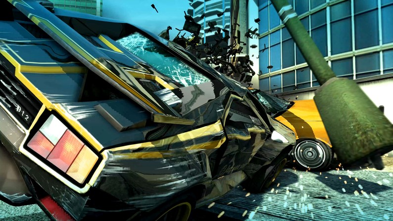 Burnout Paradise Remastered é confirmado pela EA para Xbox One e PS4