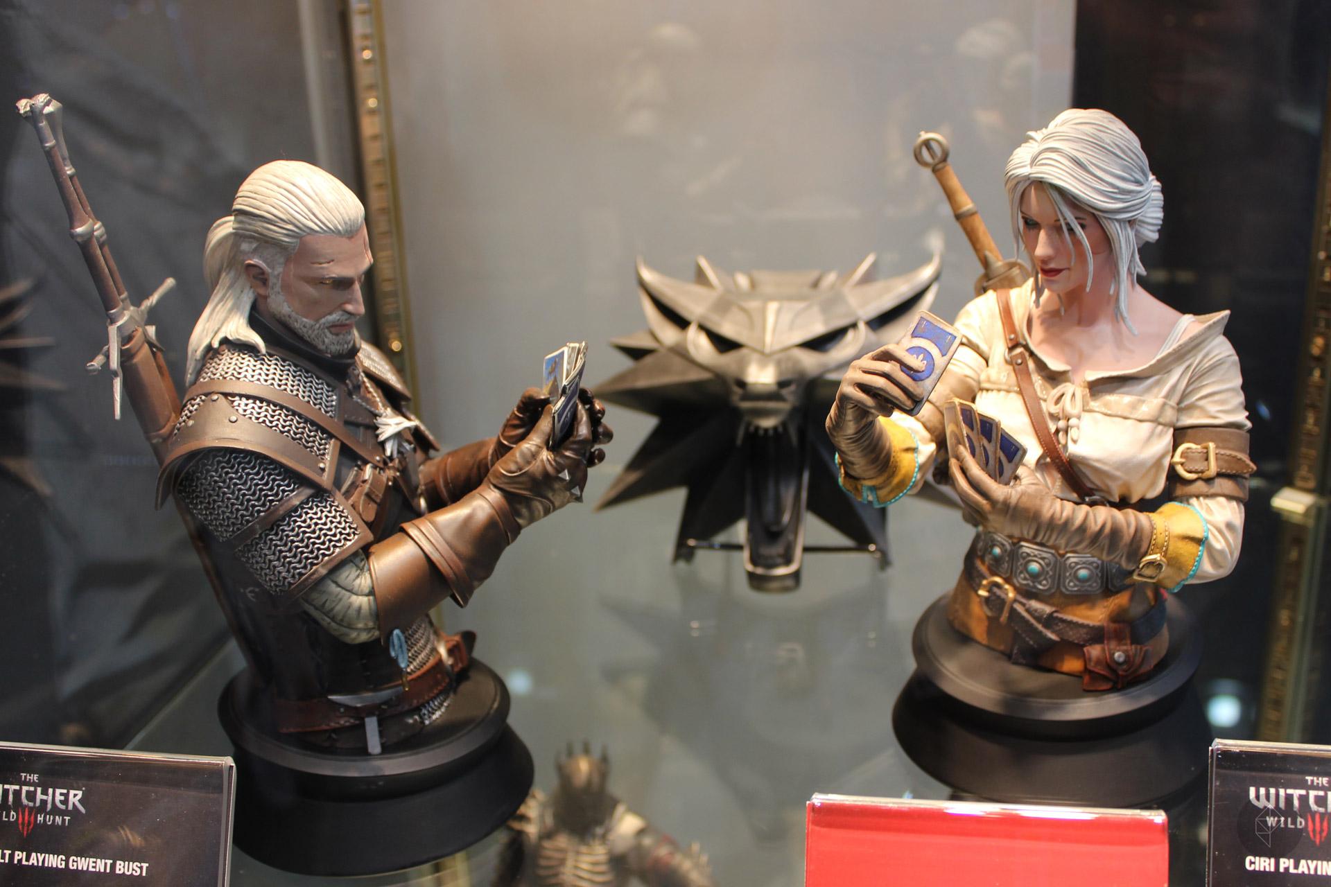 Geralt e Ciri
