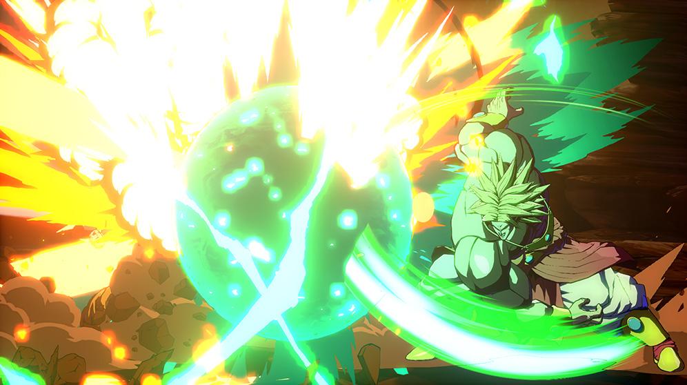 Bardock e Broly ganham primeiras imagens oficiais em Dragon Ball FighterZ