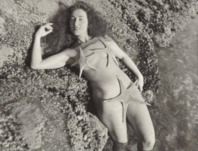 Luz del Fuego, a pioneira do naturismo no Brasil (Crédito: Reprodução)