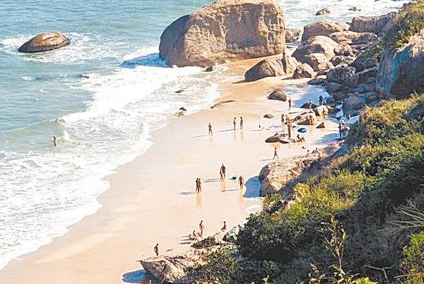 praia de abricó