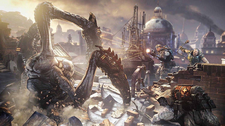 Gears of War: mistura de dois