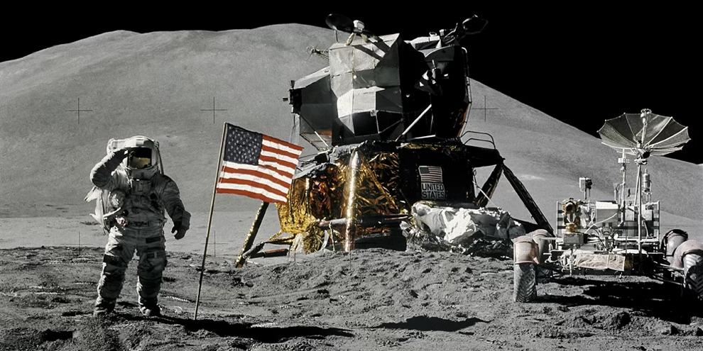Por que os EUA explodiram bombas na Lua durante o programa Apollo? - Mega  Curioso