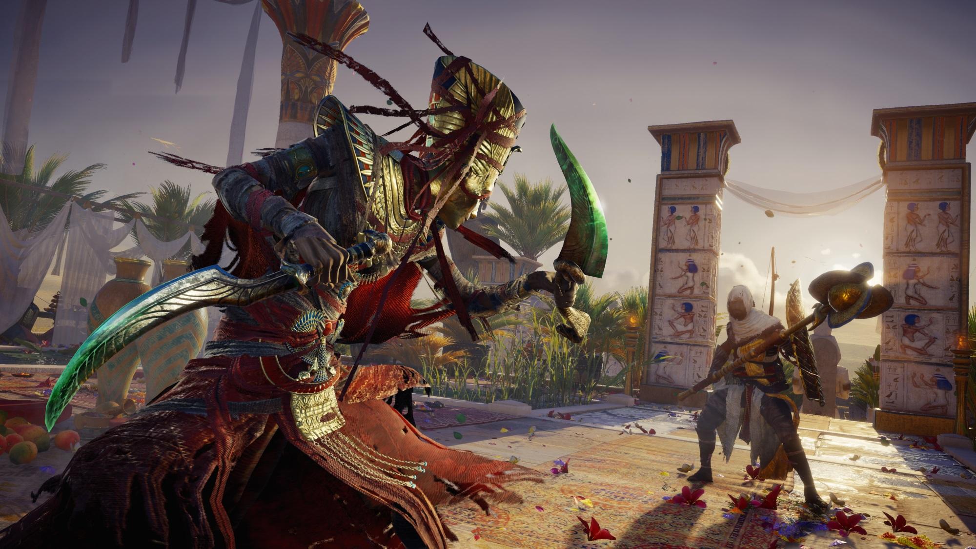A Maldição dos Faraós: DLC de AC Origins tem seu lançamento adiado
