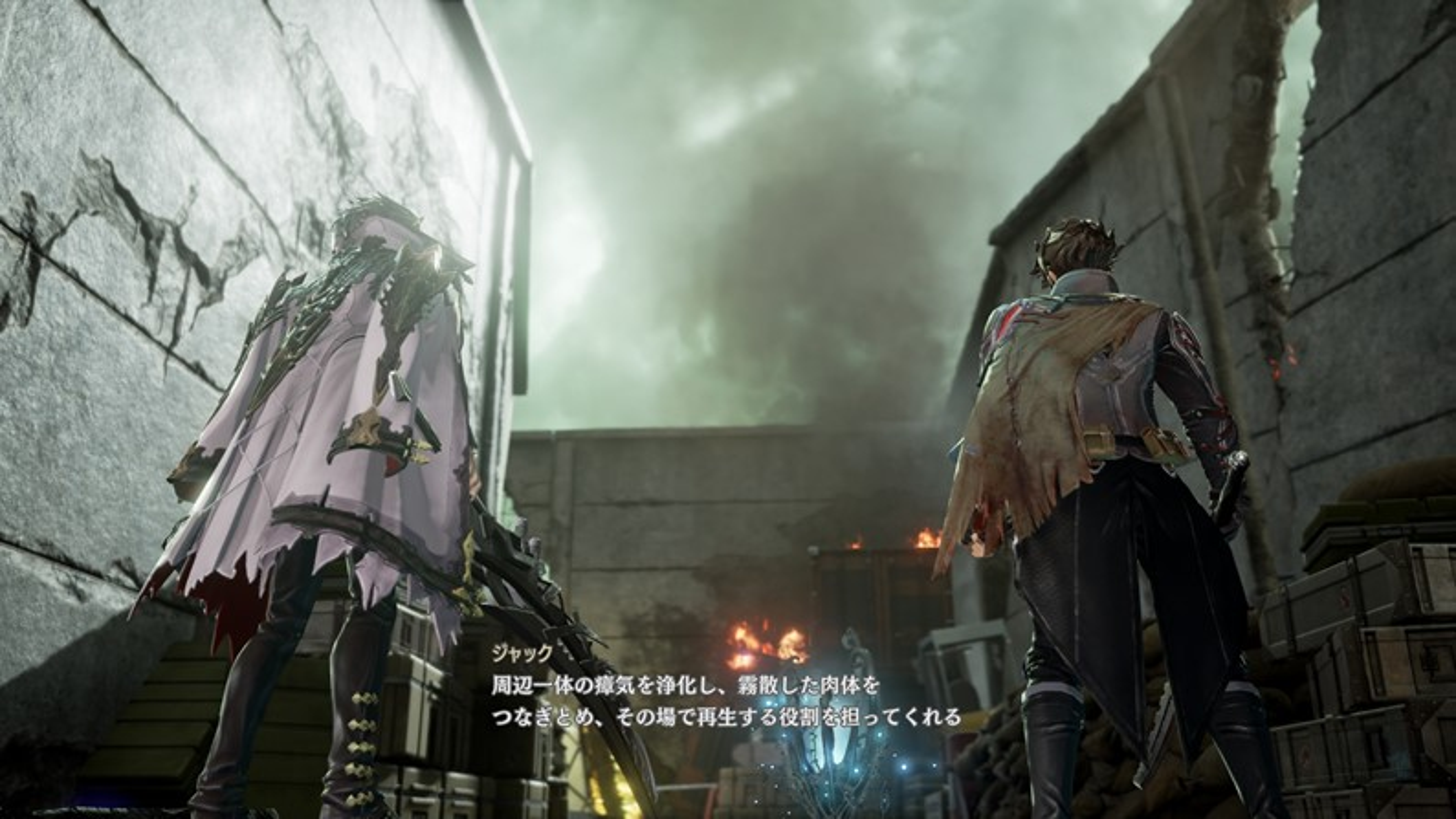 Code Vein, cada vez mais Dark Souls, ganha imagens lindas; veja a galeria