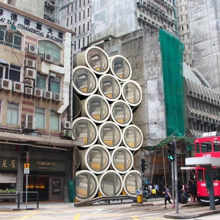 hong kong estrutura