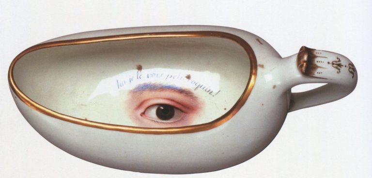 Penico de porcelana