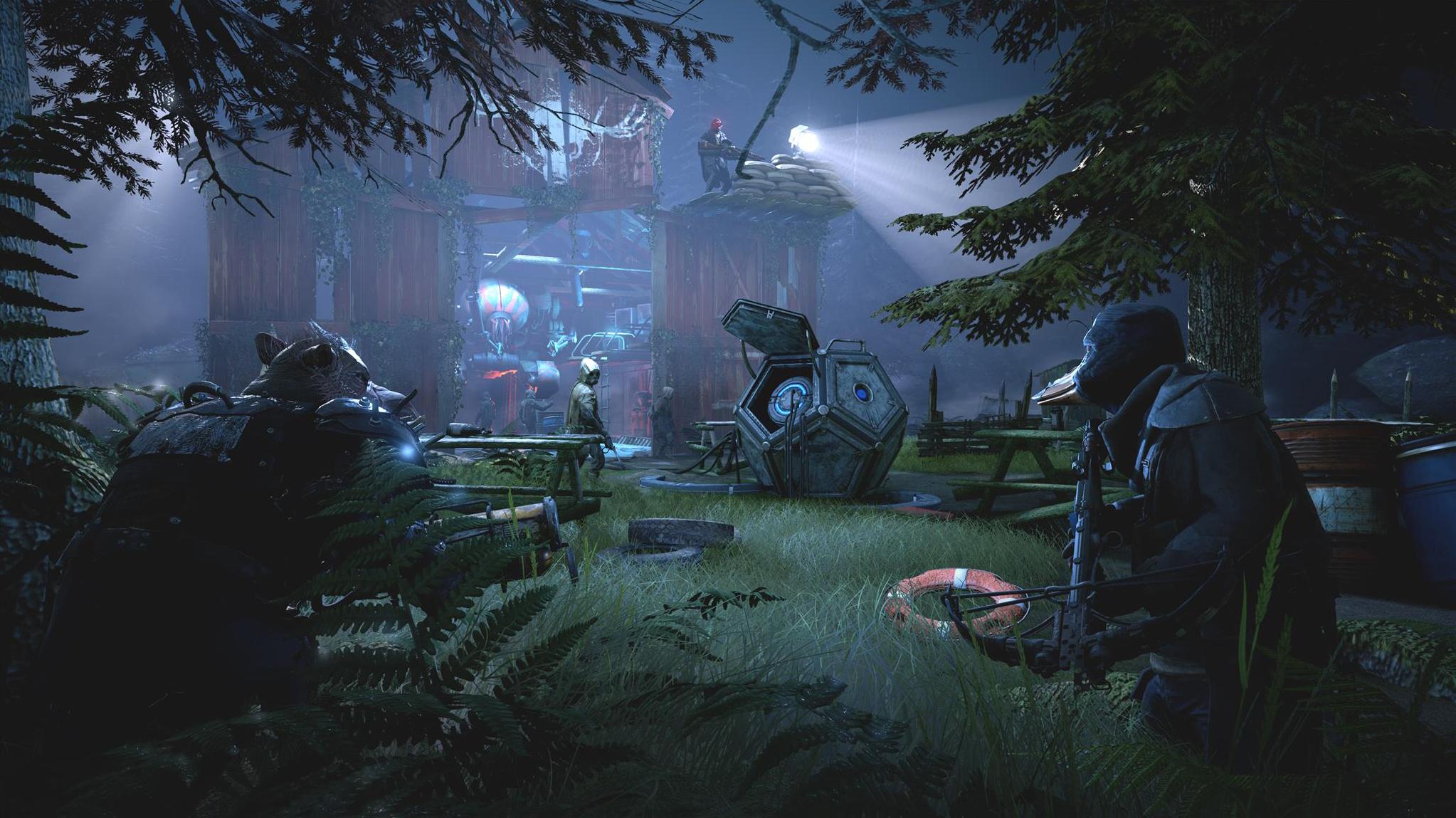 Mutant Year Zero traz combates de XCOM com a exploração livre de cenários