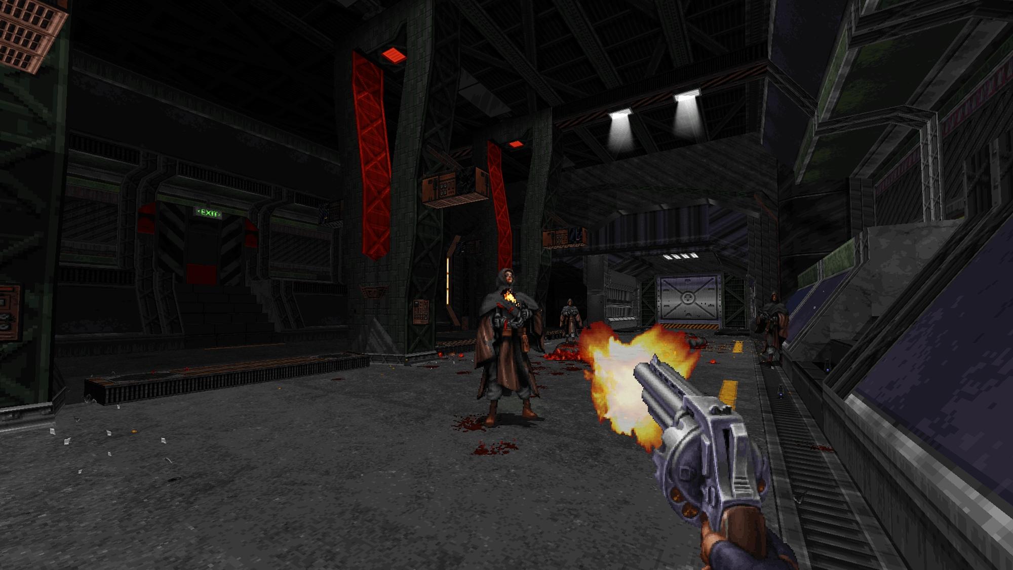 Ion Maiden é anunciado e parece ser o melhor shooter old-school em tempos