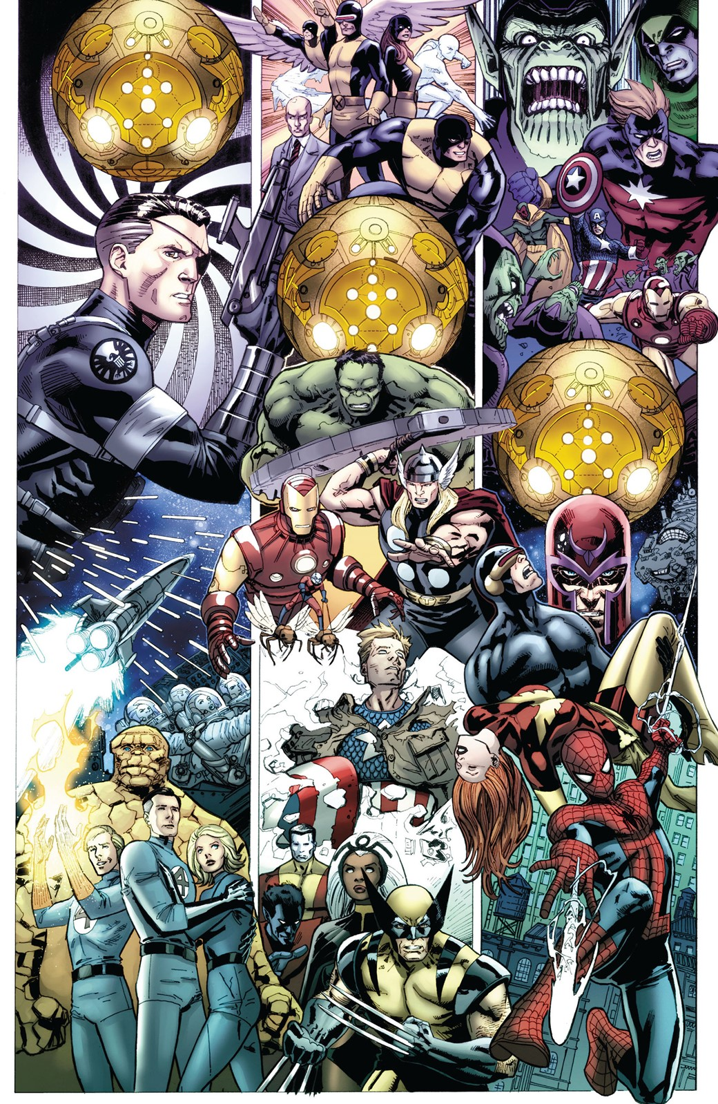 shield marvel comics