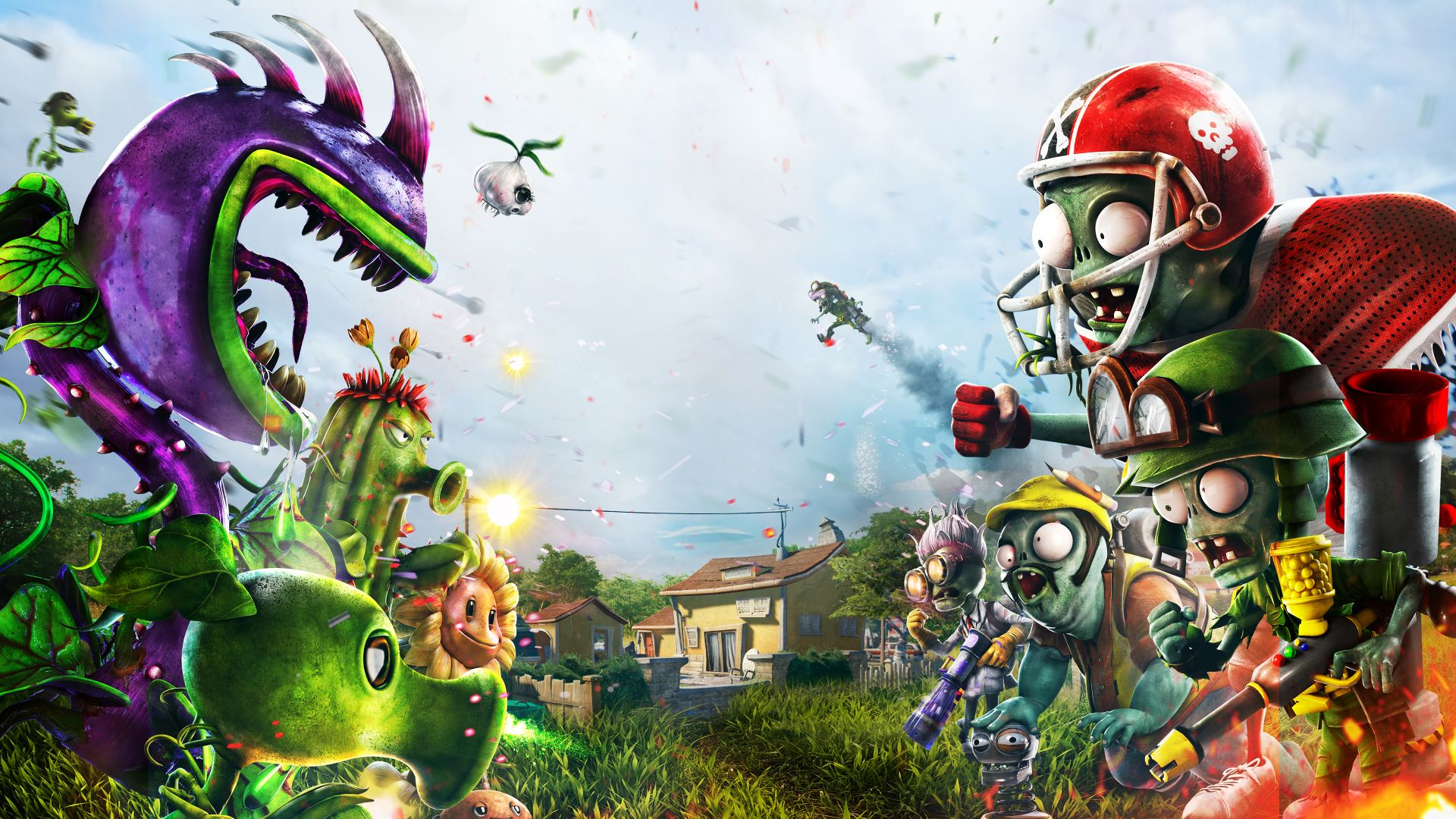 Plants vs. Zombies Garden Warfare 3 pode ter vazado; saiba os detalhes |  Voxel