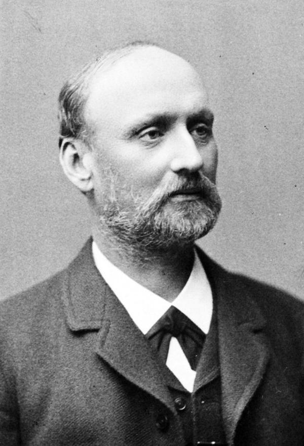 Jonas Gustav Vilhelm Zander