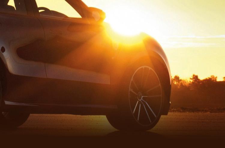calor e carro