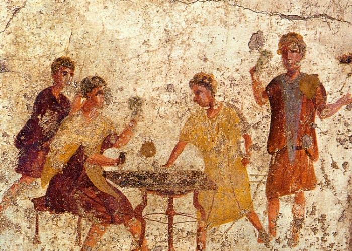 Afresco Romano
