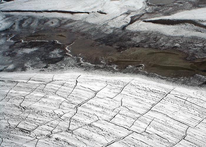 Exemplo de permafrost