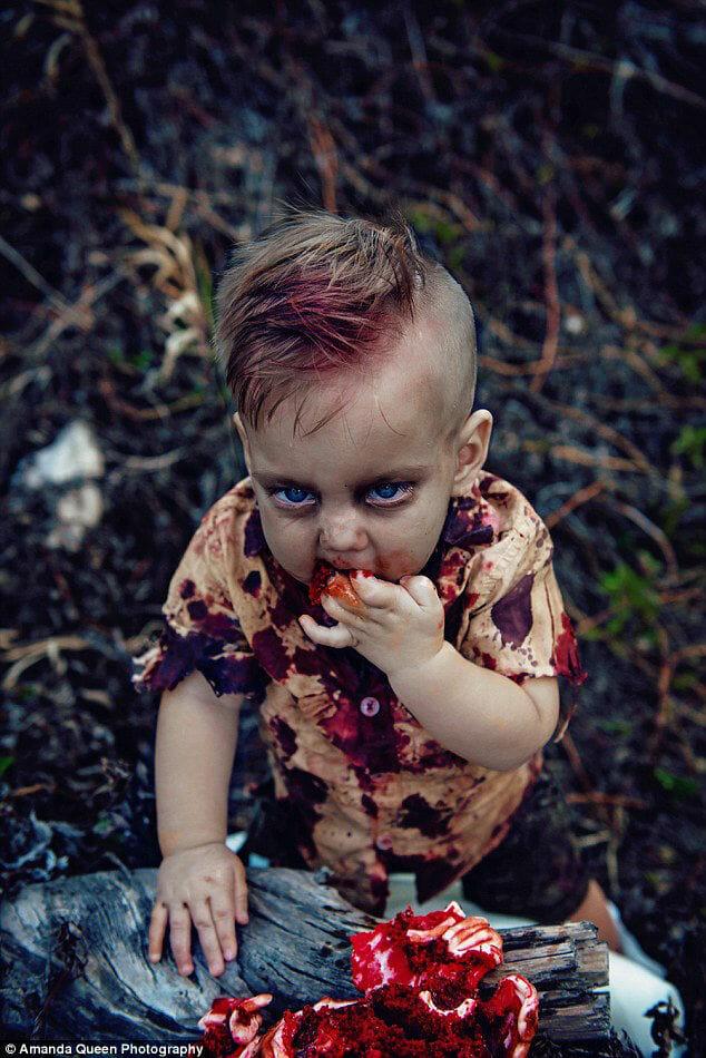 Bebê zumbi