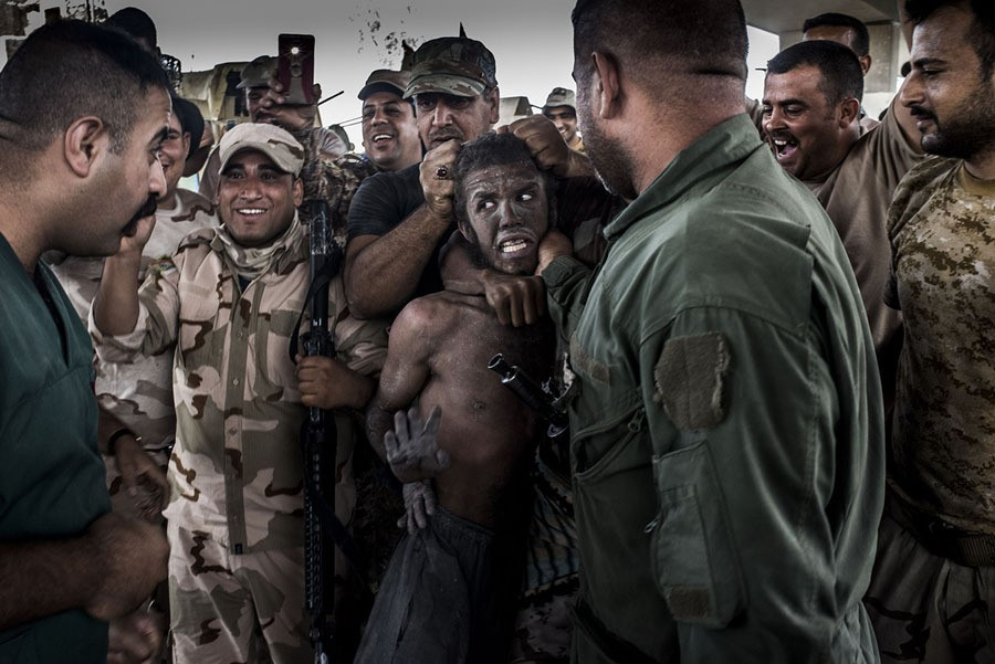 Embate em Mosul