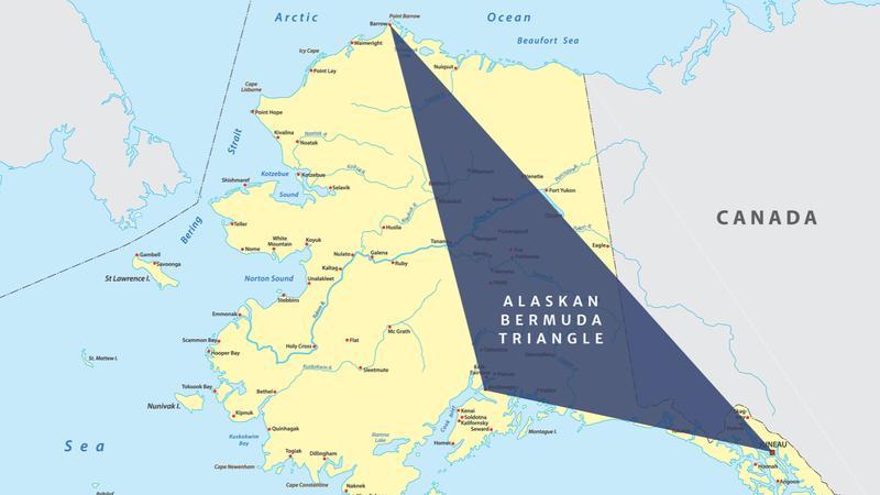 Triângulo do Alasca