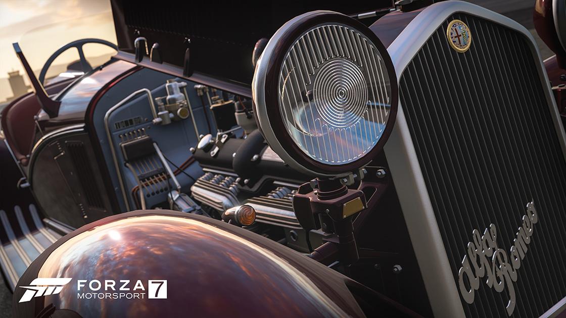 Pacote de carros de março vem junto de atualização grande em Forza 7