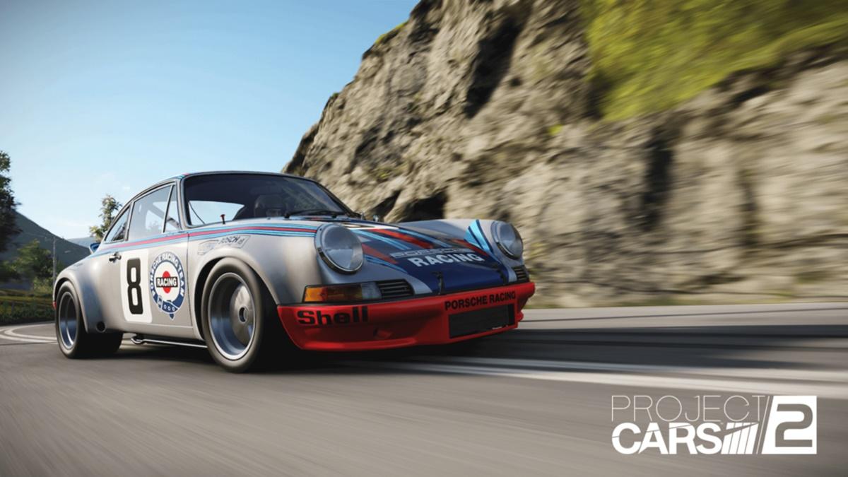 Porsches desembarcam em Project CARS 2