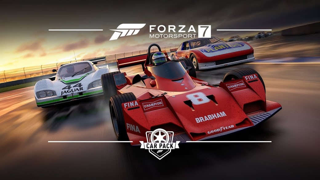 Forza Motorsport 7 march pack