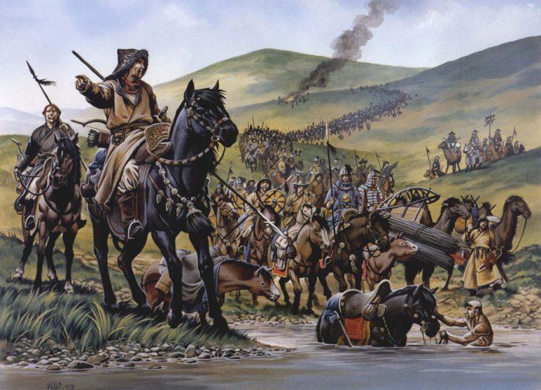 Invasão Mongol