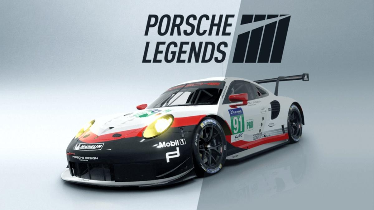 Porsche Legends Pack PCars 2
