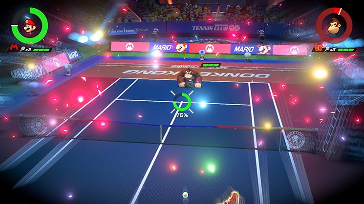 Mario Tennis Aces é anunciado e chega em junho para o Switch