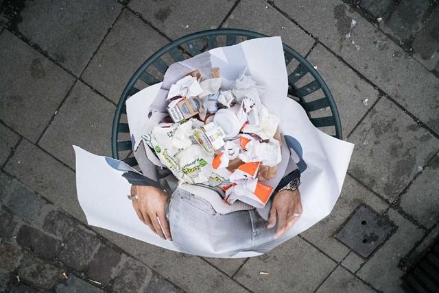 O ser humano é um lixo