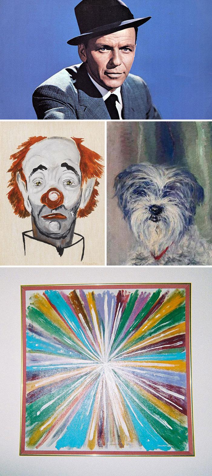 celebridades que pintam