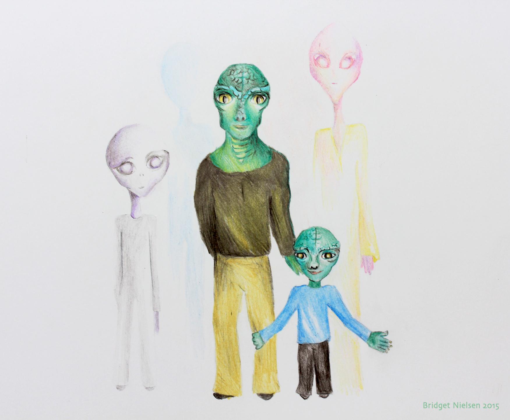 Crianças híbridas