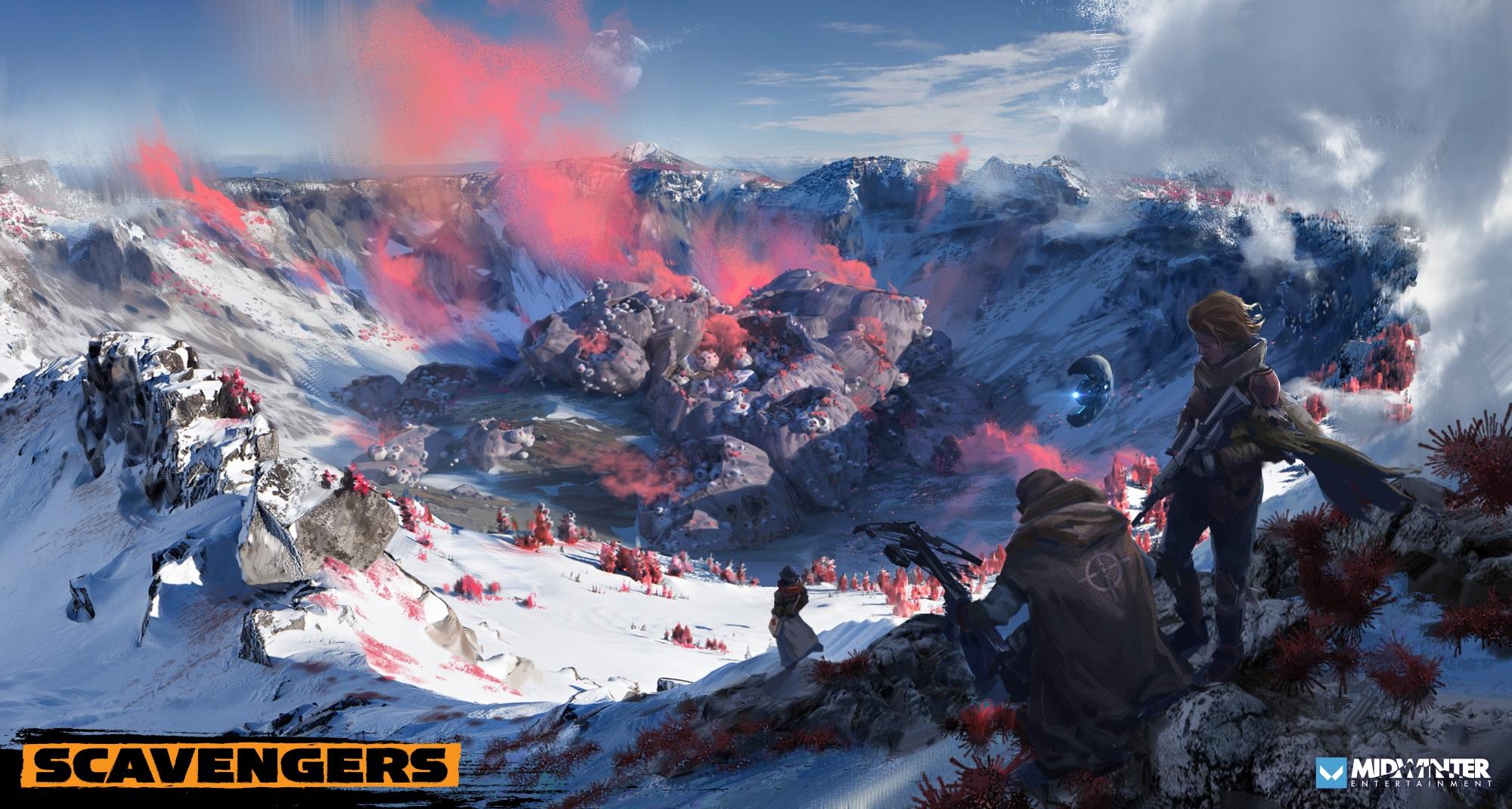 Scavengers: game de devs veteranos é inspirado no modo Warzone de Halo 5