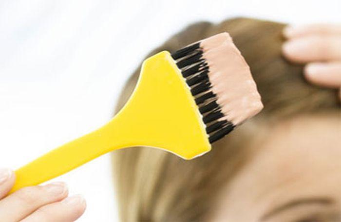 pintar cabelo