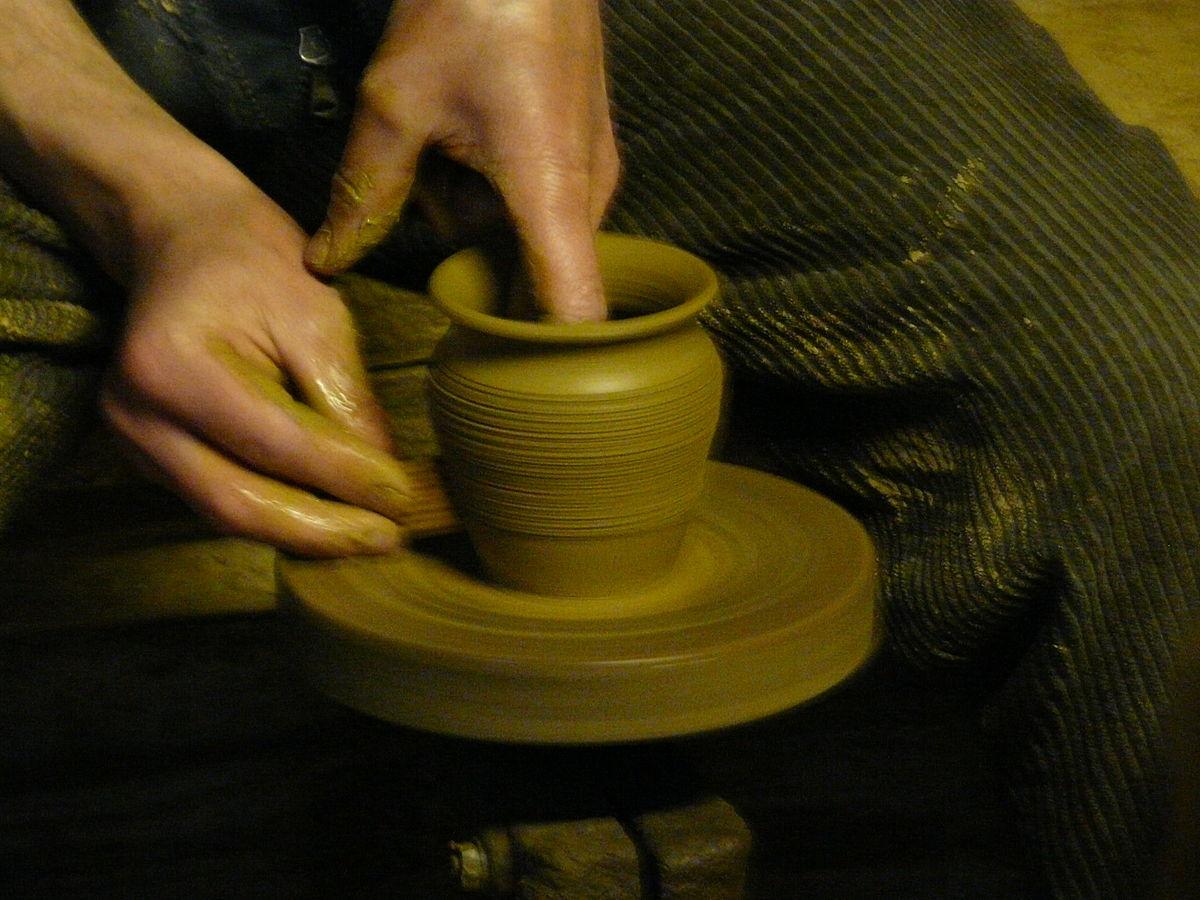 Roda de oleiro