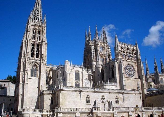 Catedral de Burgos, Espanha
