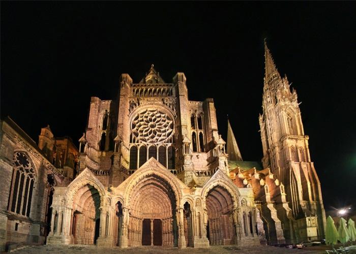 Catedral de Chartres, França 2