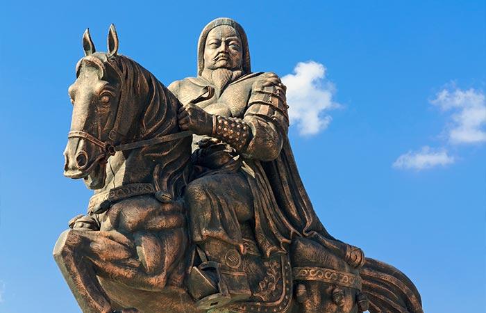 Mausoléu de Genghis Khan