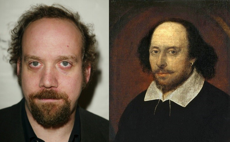 Paul Giamatti e Shakespeare