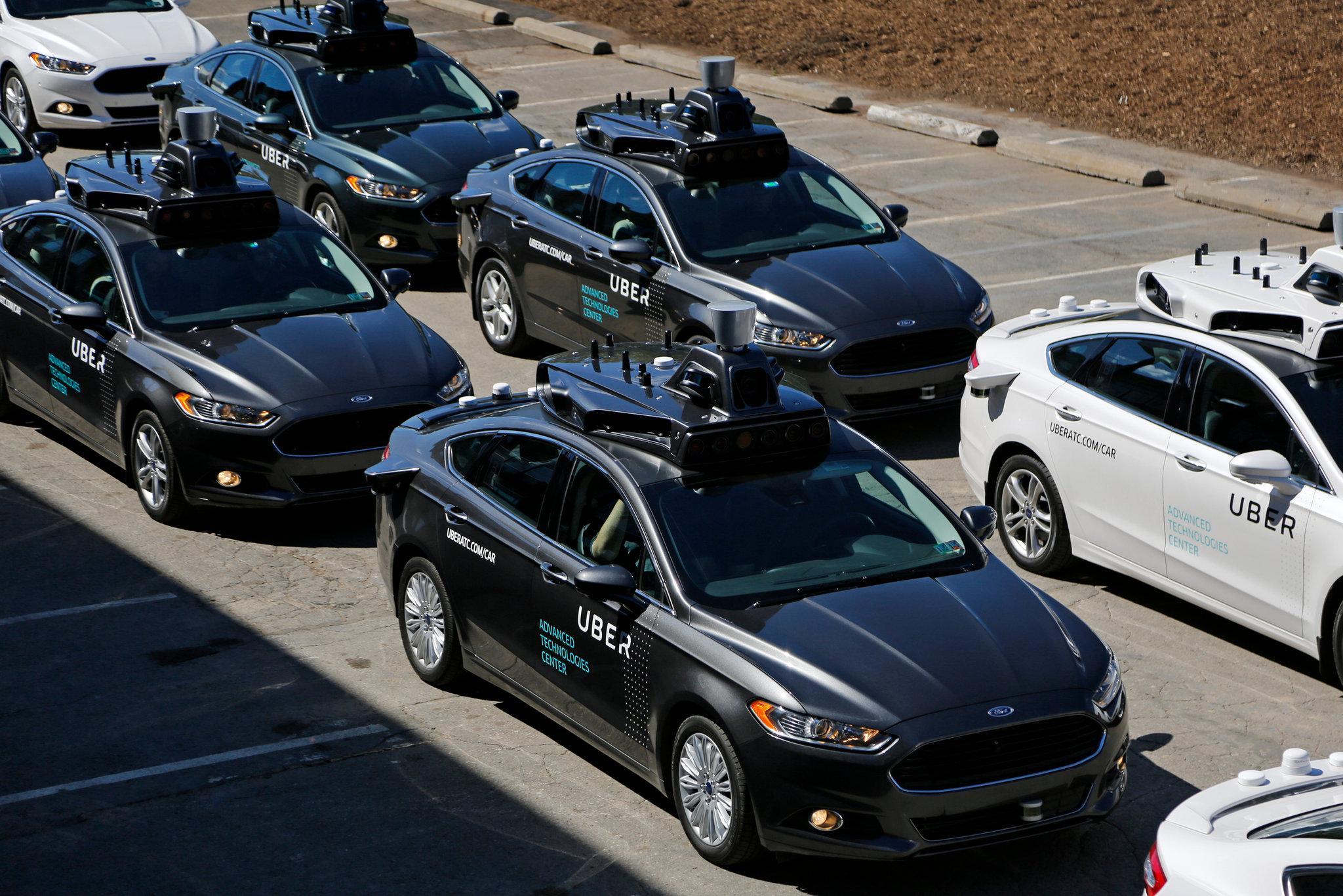 Carro autônomo da Uber atropela e mata pedestre nos EUA - TecMundo