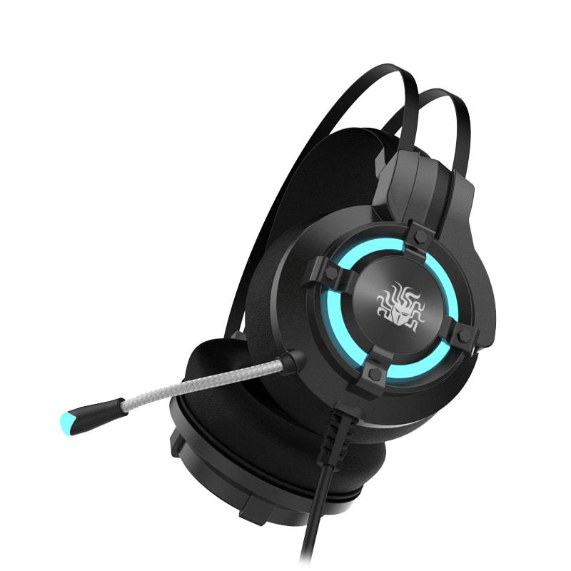 Série da 5+ NEMESIS chega com mouse, headset e teclado de alto desempenho