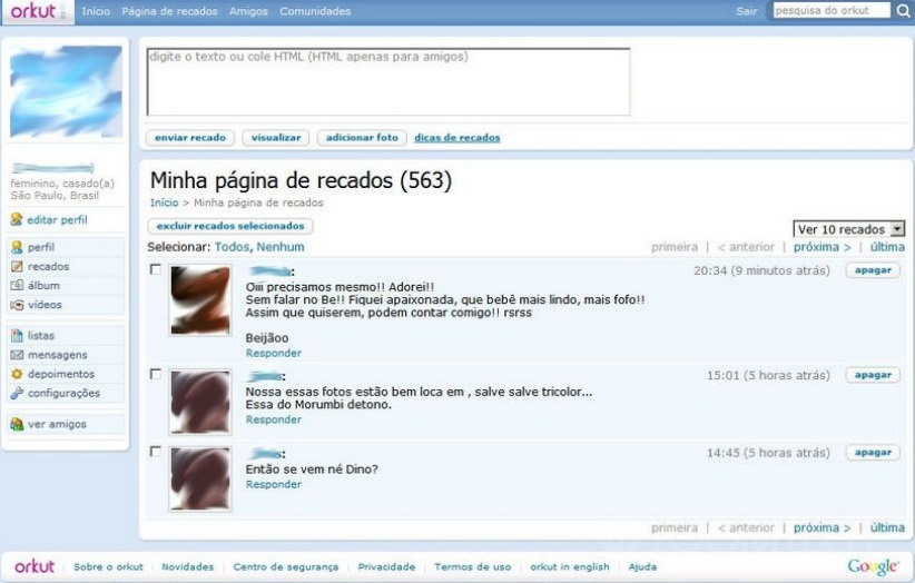 orkut java em portugues