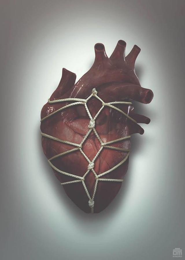 Amarras do coração